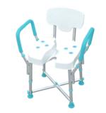 Dura Hygienic Cutout Shower Chair