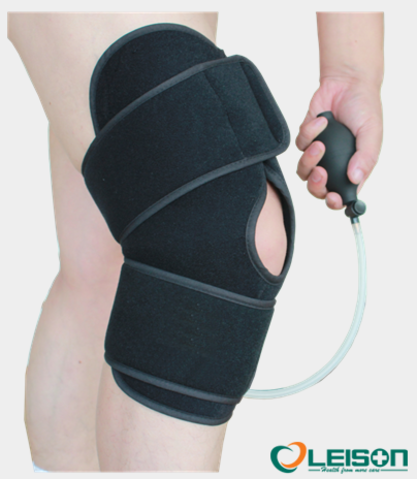 Cryo Pneumatic Knee Brace