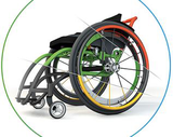 adaptive wheelchair sinus