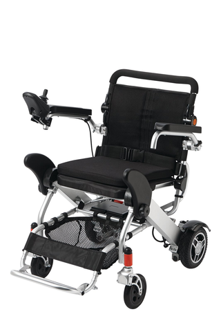 1002-Power Wheel Chair