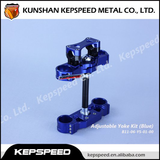 Adjustable Yoke Kit (Blue)