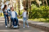 Barrierefrei Natur erleben ist auch mit Rollstuhl möglich