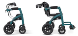 Rollz Motion Performance, the all terrain version of the rollator and wheelchair in one