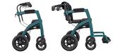 Rollz Motion Performance, All-Terrain-Version Rollator und Rollstuhl mit Luftreifen