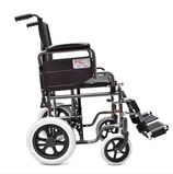 Portable Steel Transport wheelchair SYIV-100-AH08