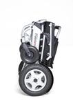 FreedomChair faltbarer Elektro Rollstuhl A06L gefaltet