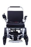FreedomChair faltbarer Elektro Rollstuhl A08L Frontansicht