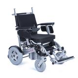 FreedomChair faltbarer Elektro Rollstuhl A09 Seitenansicht