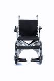 FreedomChair faltbarer Elektro Rollstuhl T3 Frontansicht