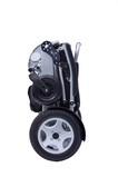 FreedomChair faltbarer Elektro Rollstuhl A08L gefaltet