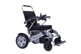 FreedomChair faltbarer Elektro Rollstuhl A08L Seitenansicht
