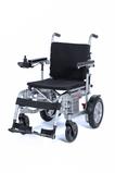 FreedomChair faltbarer Elektro Rollstuhl T3 Seitenansicht