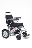 FreedomChair faltbarer Elektro Rollstuhl A06L Seitenansicht