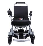 FreedomChair faltbarer Elektro Rollstuhl A07 Frontansicht