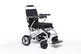 FreedomChair faltbarer Elektro Rollstuhl A06 Seitenansicht