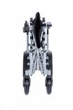 FreedomChair faltbarer Elektro Rollstuhl T3 gefaltet
