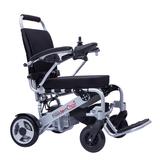 FreedomChair faltbarer Elektro Rollstuhl A07 Seitentansicht